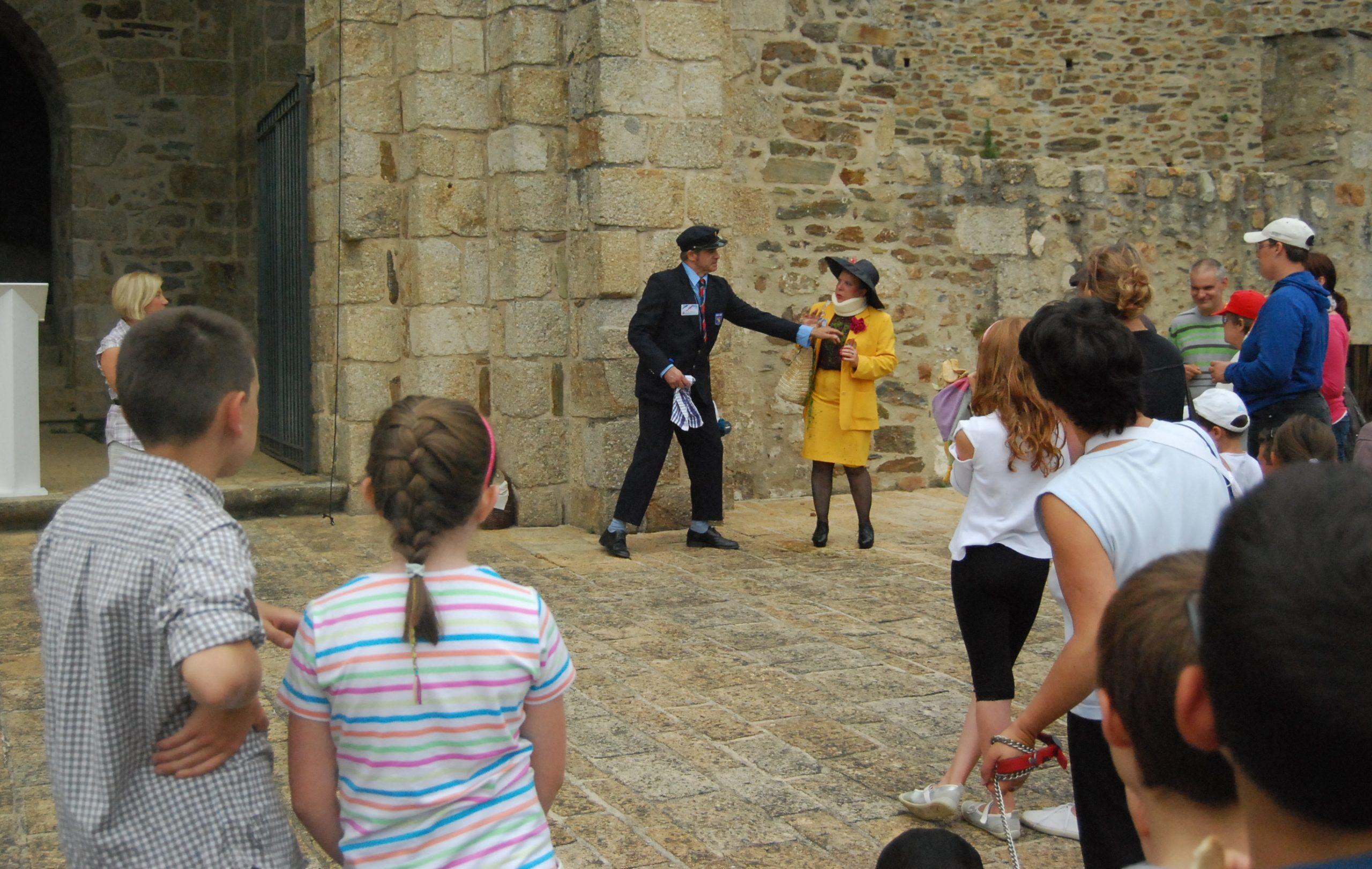 Une visite décalée à Saint-Junien