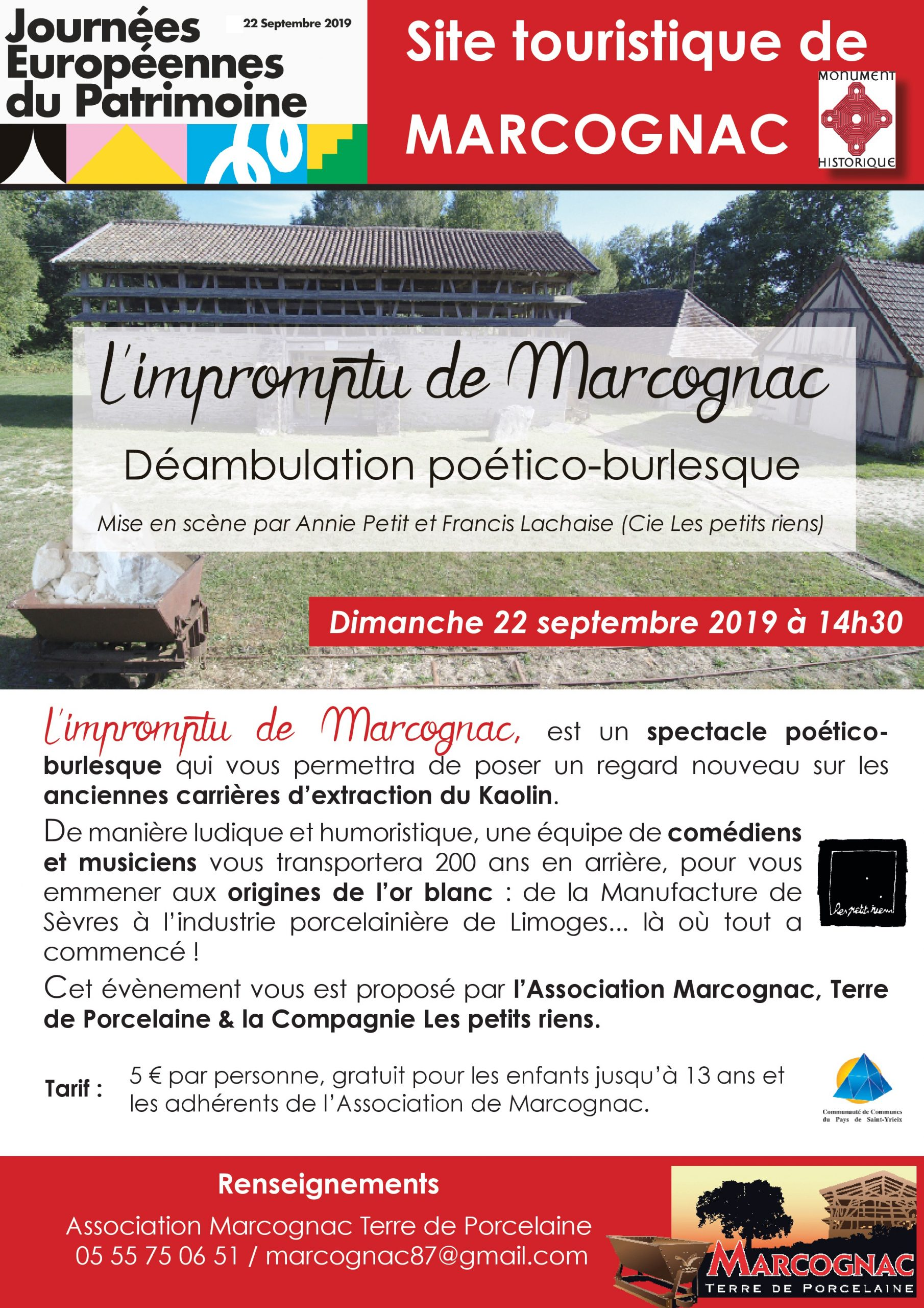 L'impromptu de Marcognac