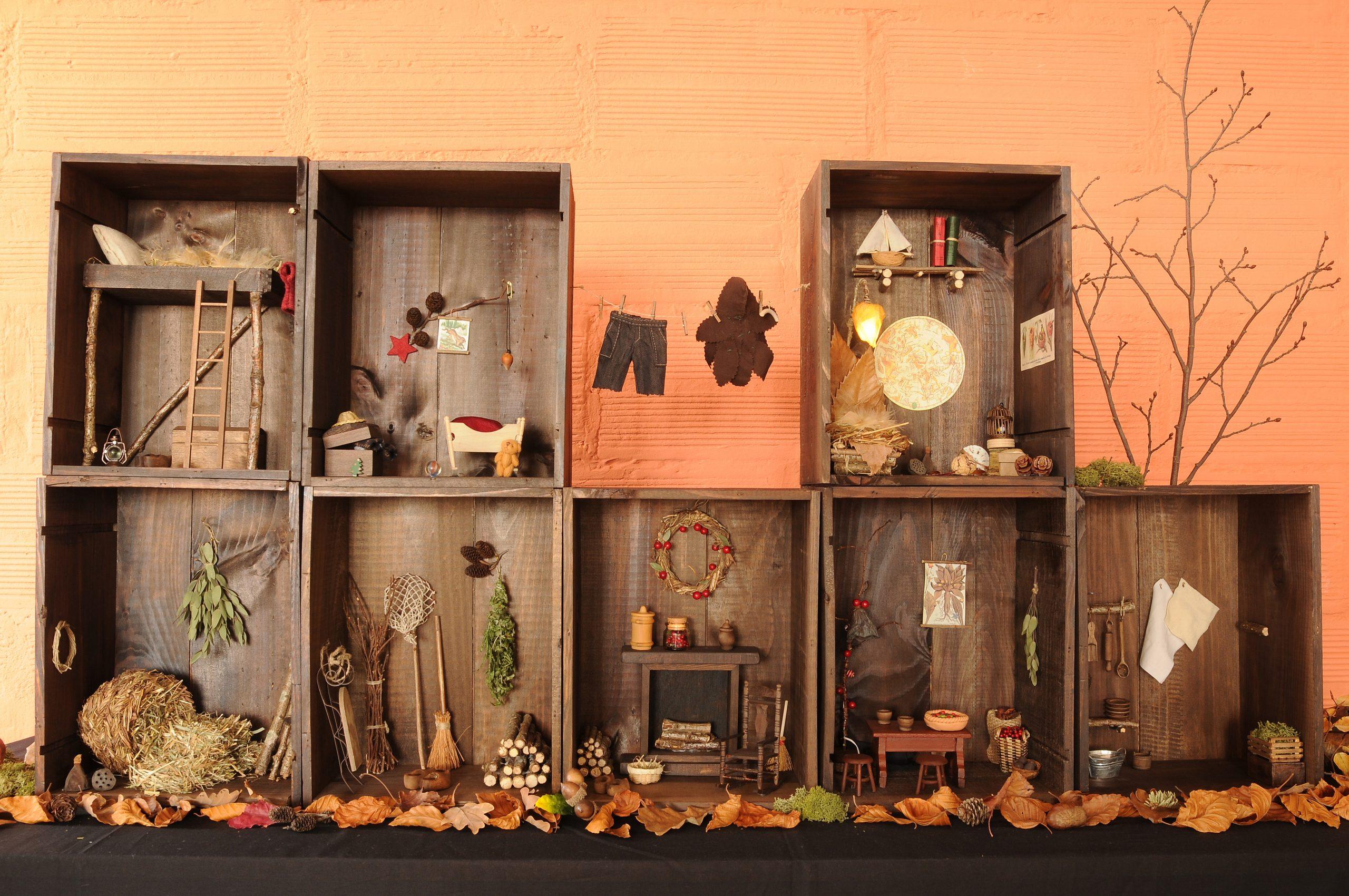 Expo La Conf Gobelin et La Boîte à Chaussures